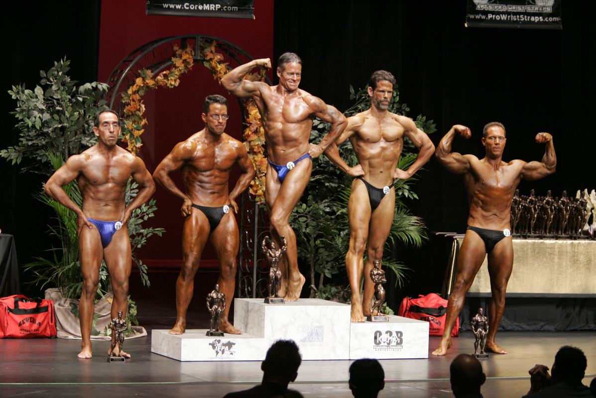 Organization of Competitive Bodybuilders (OCB)