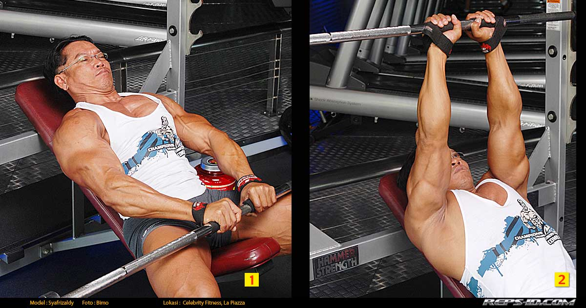 front-incline-barbell-raise