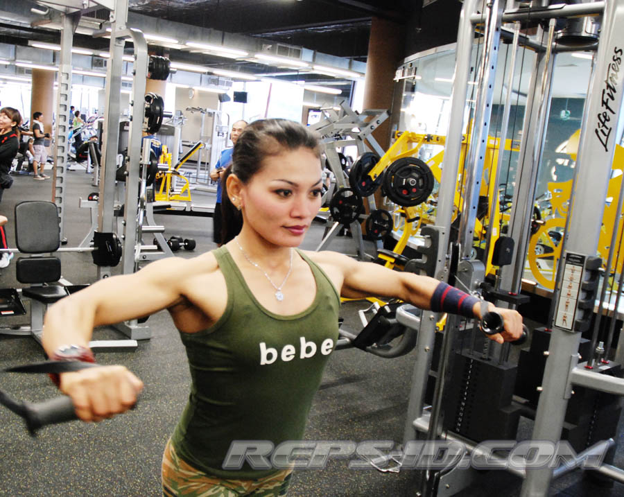 Gym Untuk Wanita Yang Benar