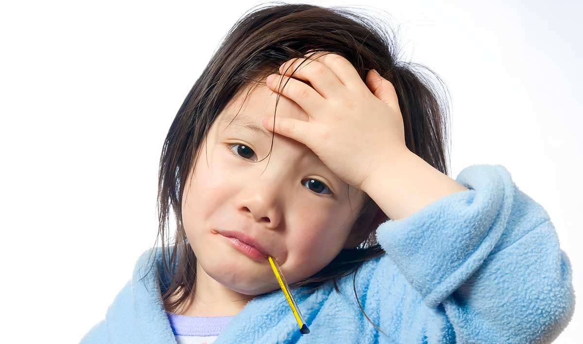 Child-With-Fever