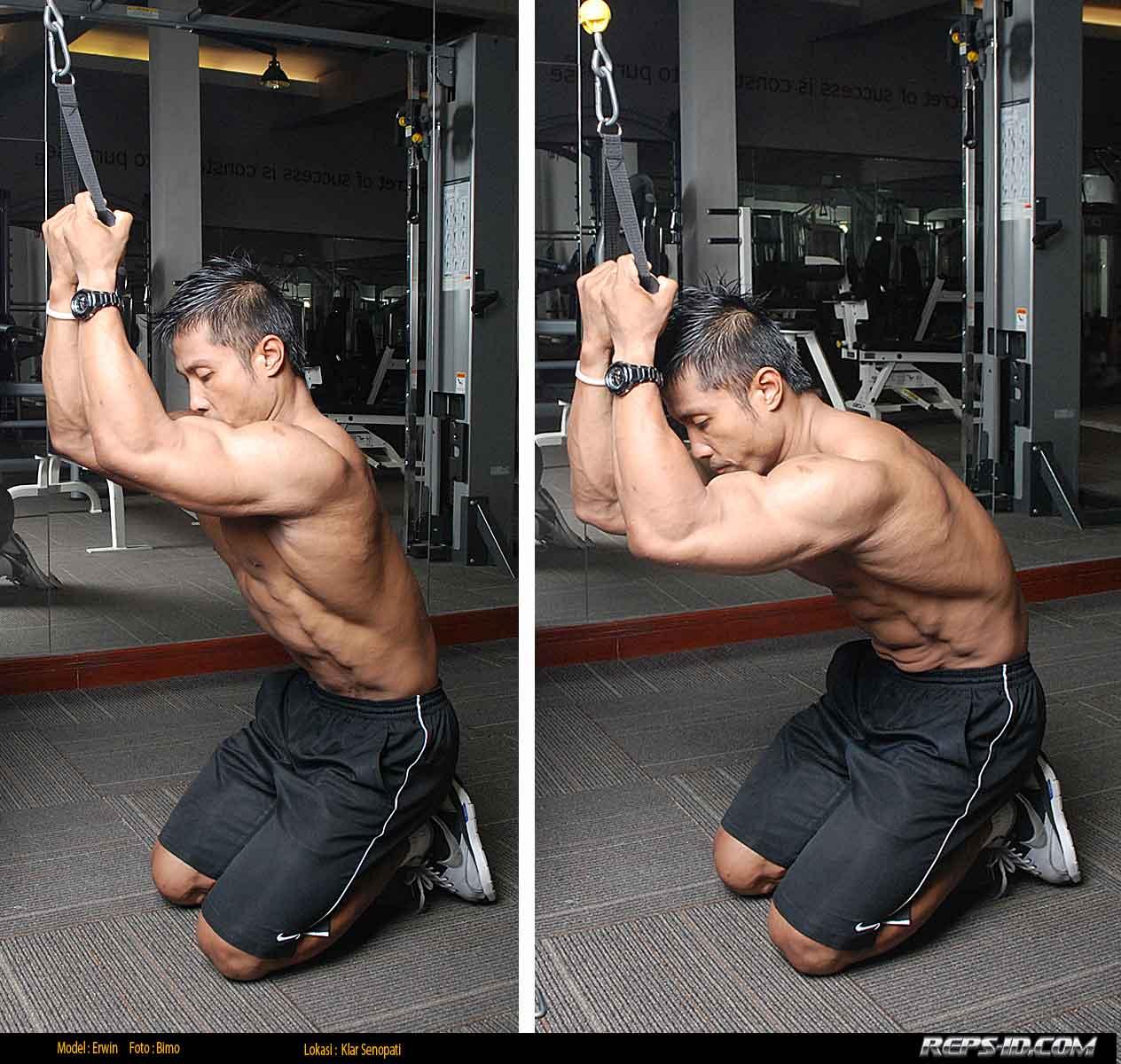 Cara Membentuk Otot Six Pack Di Perut Dengan Cepat