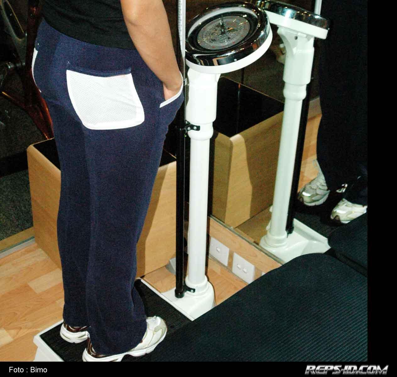 Tabel Ukuran Berat dan Tinggi Badan Ideal