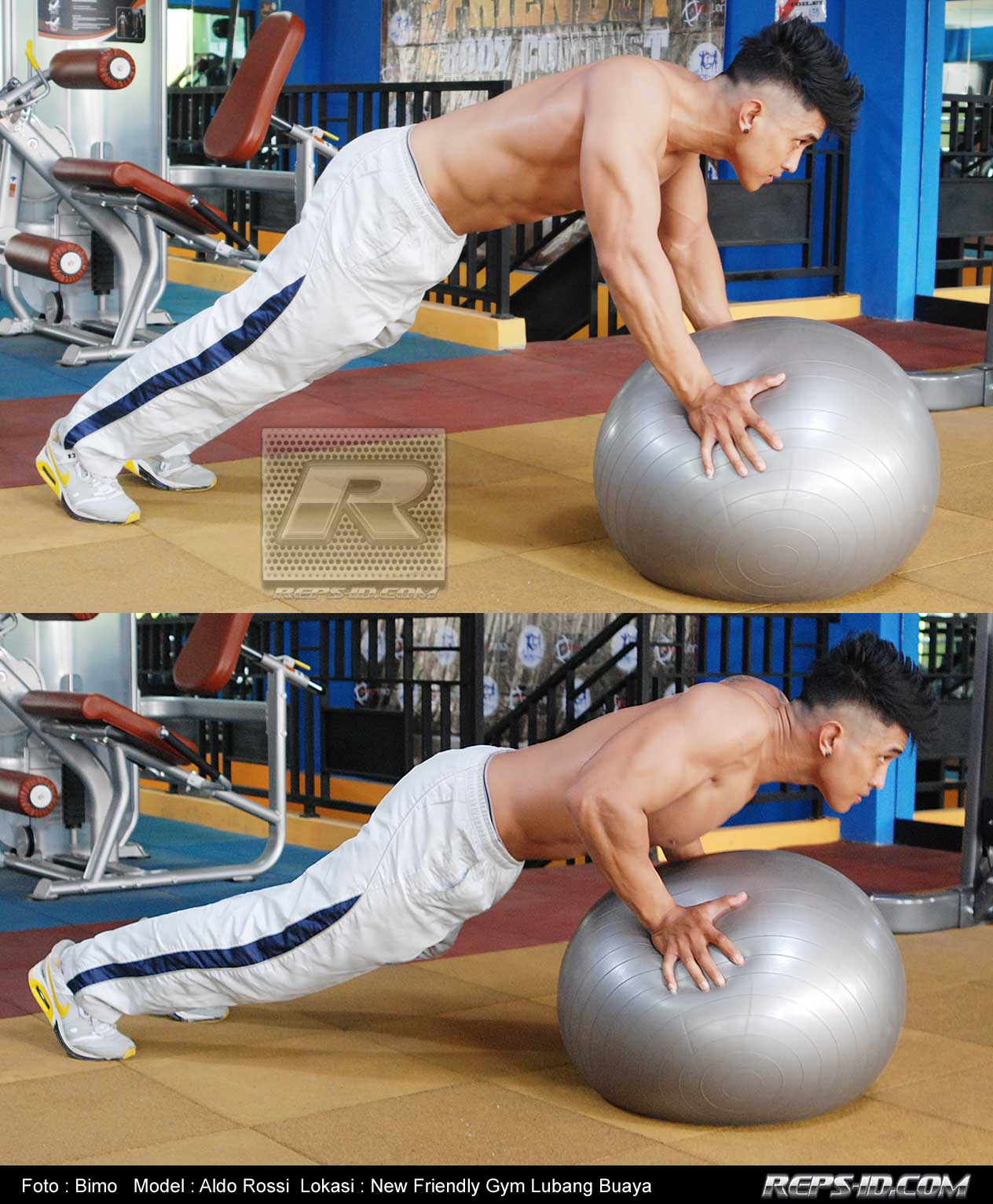 CHEST BOUNCE HOLD