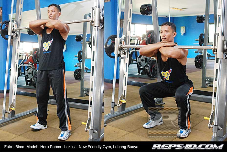 Tingkatkan kekuatan dengan program demi power muscle
