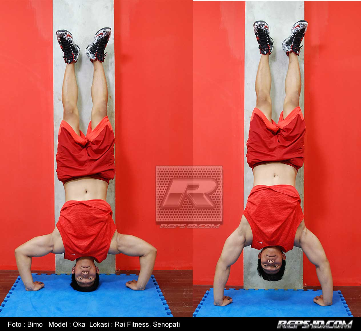 handstand-push-up