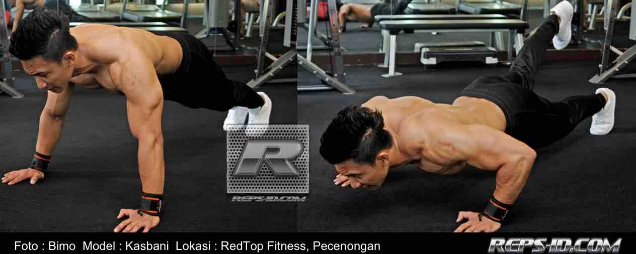 POINT PUSH UP