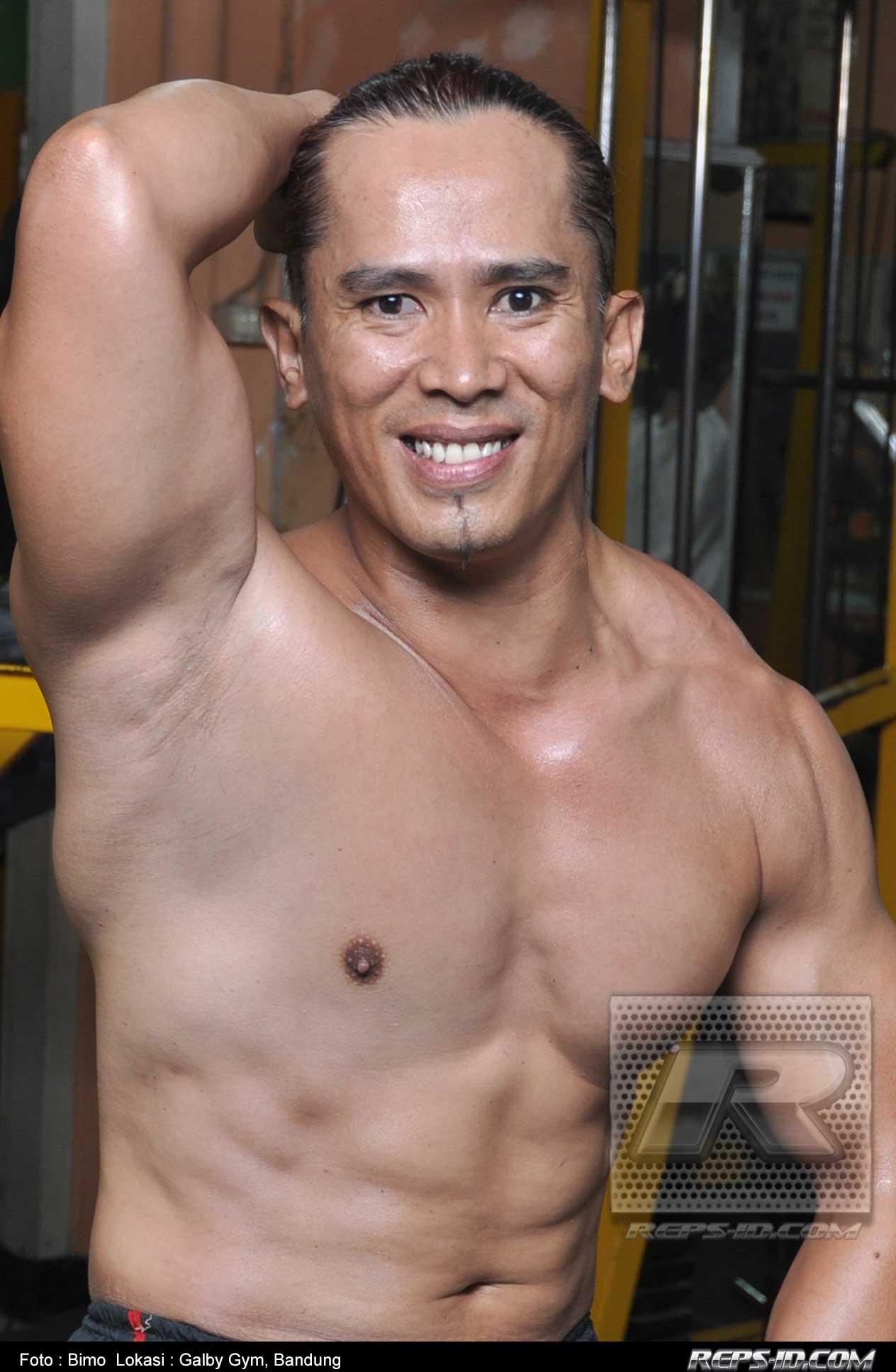 Yadi Feret Fitness Dapat Melahirkan Prestasi Dan