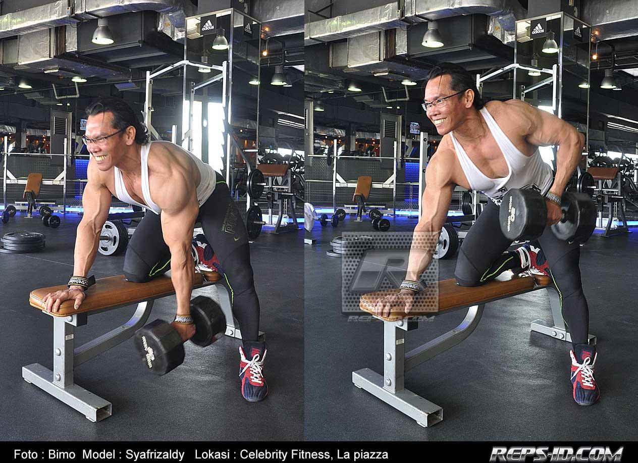 Membangun Otot Punggung Dan Bahu Yang Indah Bersama Syafrizaldi Reps Indonesia Fitness Healthy Lifestyle