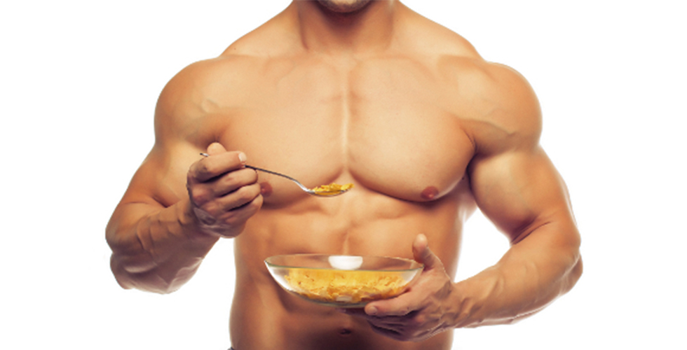 Bodybuilding-Breakfast