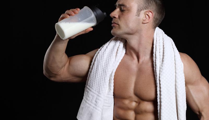 drinking_protein