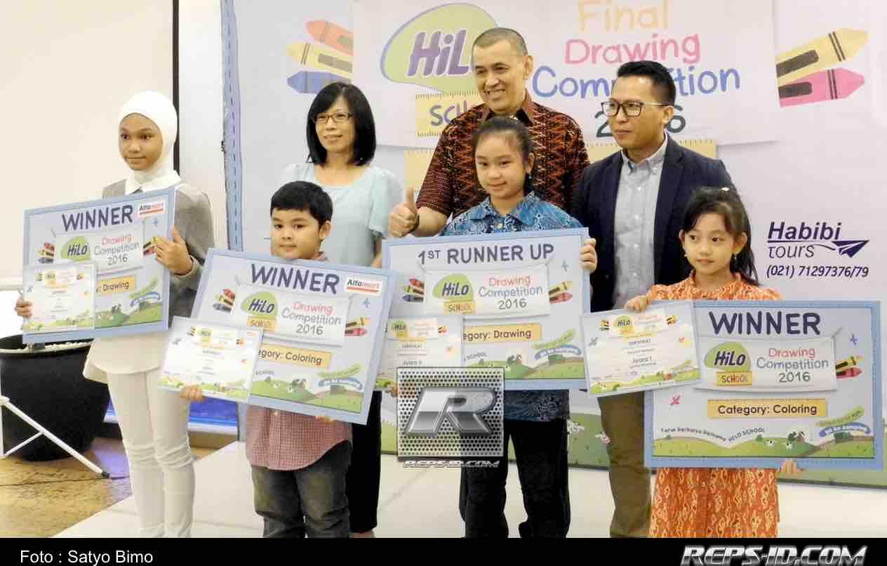 Jakarta 14 Juni 2016 – Bertempat di Chatter Box Plaza Senayan HiLo School menyelenggarakan Press Conference HiLo School Drawing petition 2016