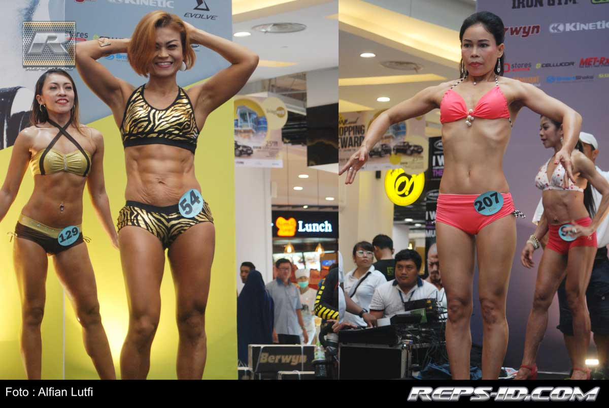 bikini fitness competition