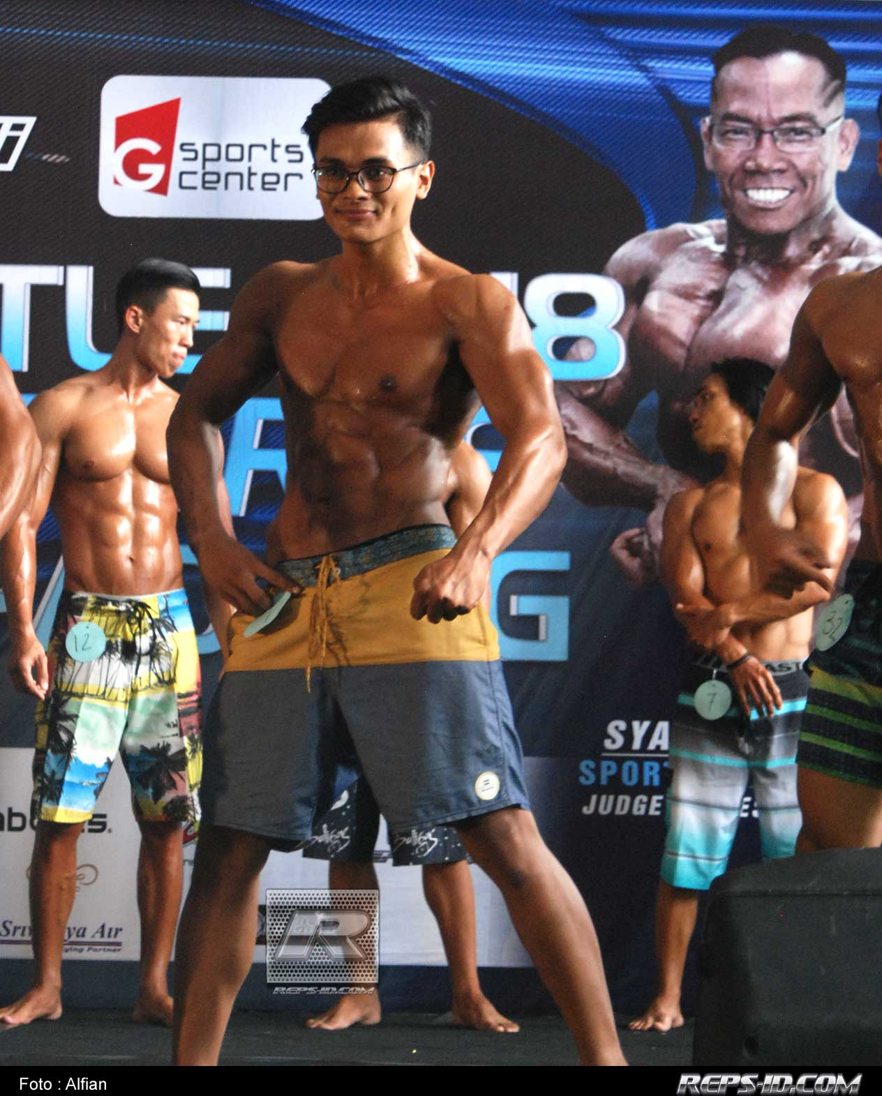 Sportisi Body Battle With Gsports Center Padang 2018