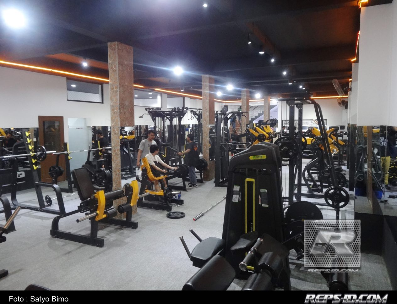 Infinity fitness reps indonesia fitness & healthy lifestyle