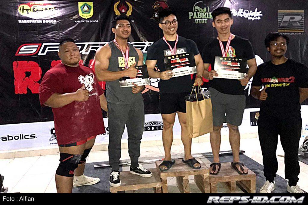 pemenang under 80kg