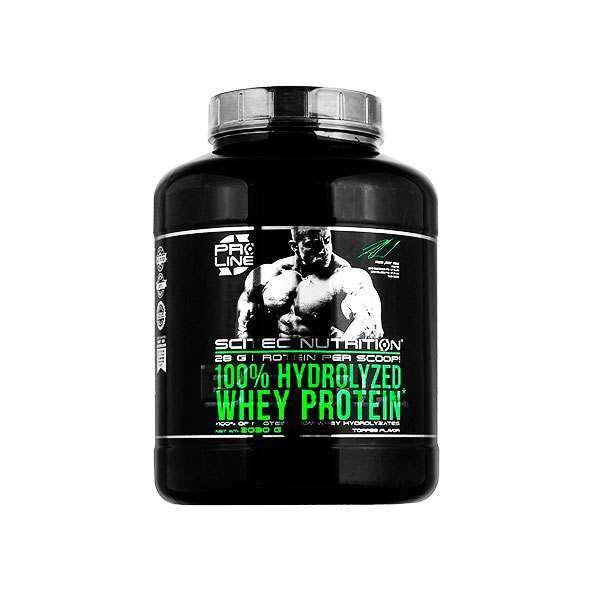 hydrolized whey protein