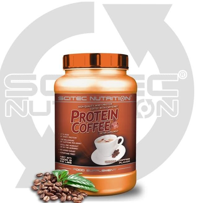 protein coffee scitec nutrition