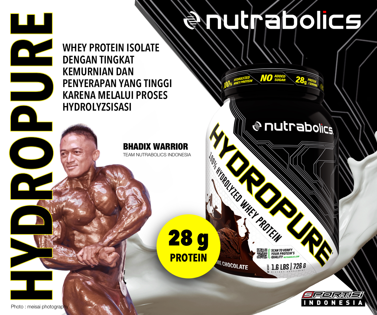 Nutrabolics