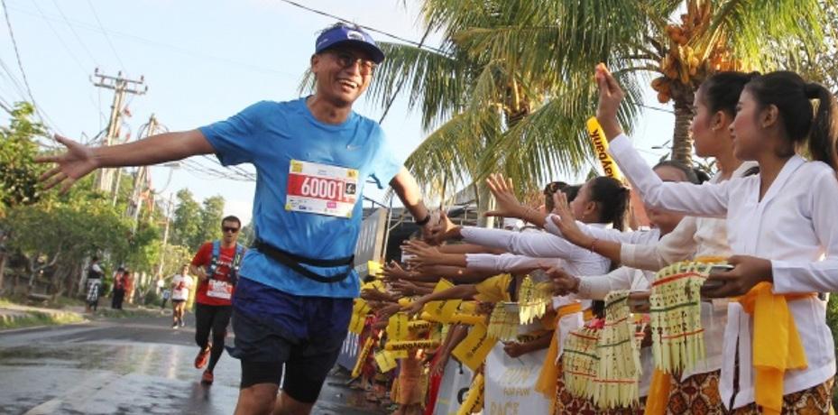 Maybank Marathon Anywhere Resmi Diluncurkan