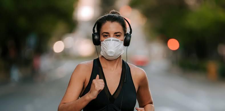Kiat Aman Berolahraga Menggunakan Masker