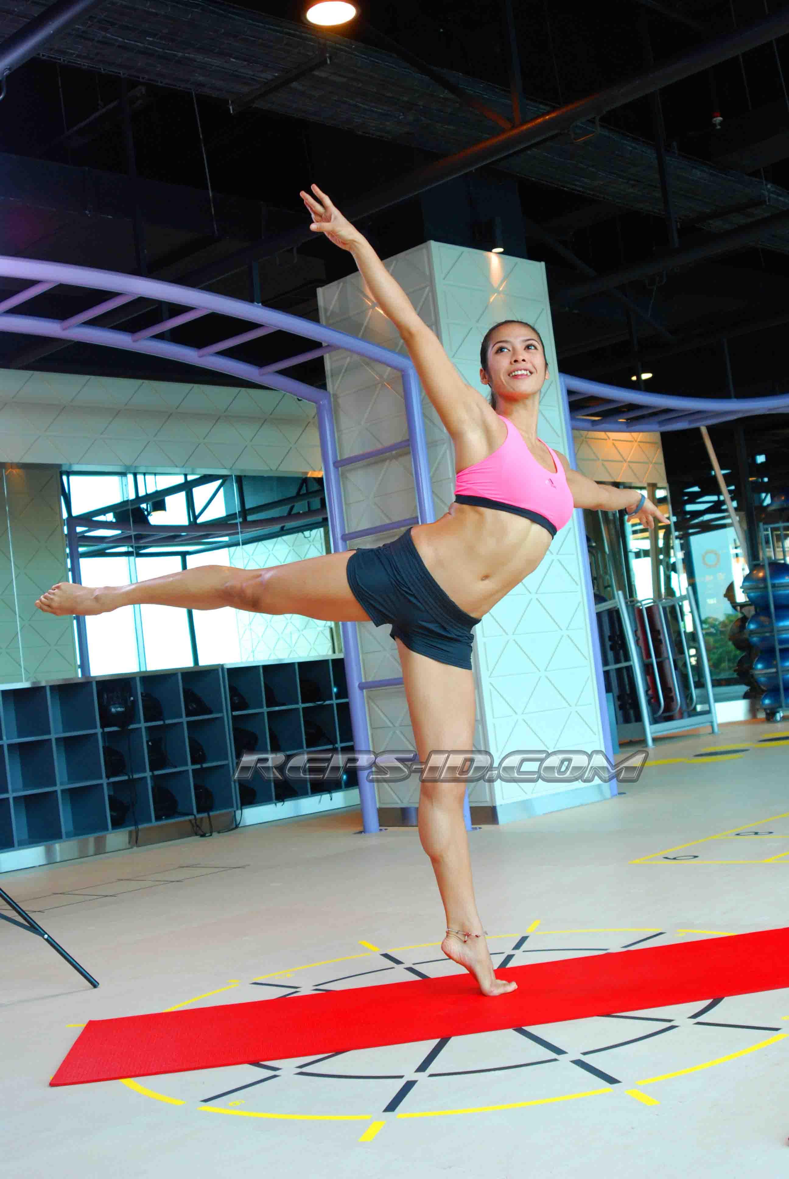 bugar dengan ballet