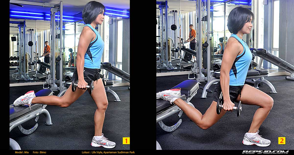 split-squart-with-dumbbells