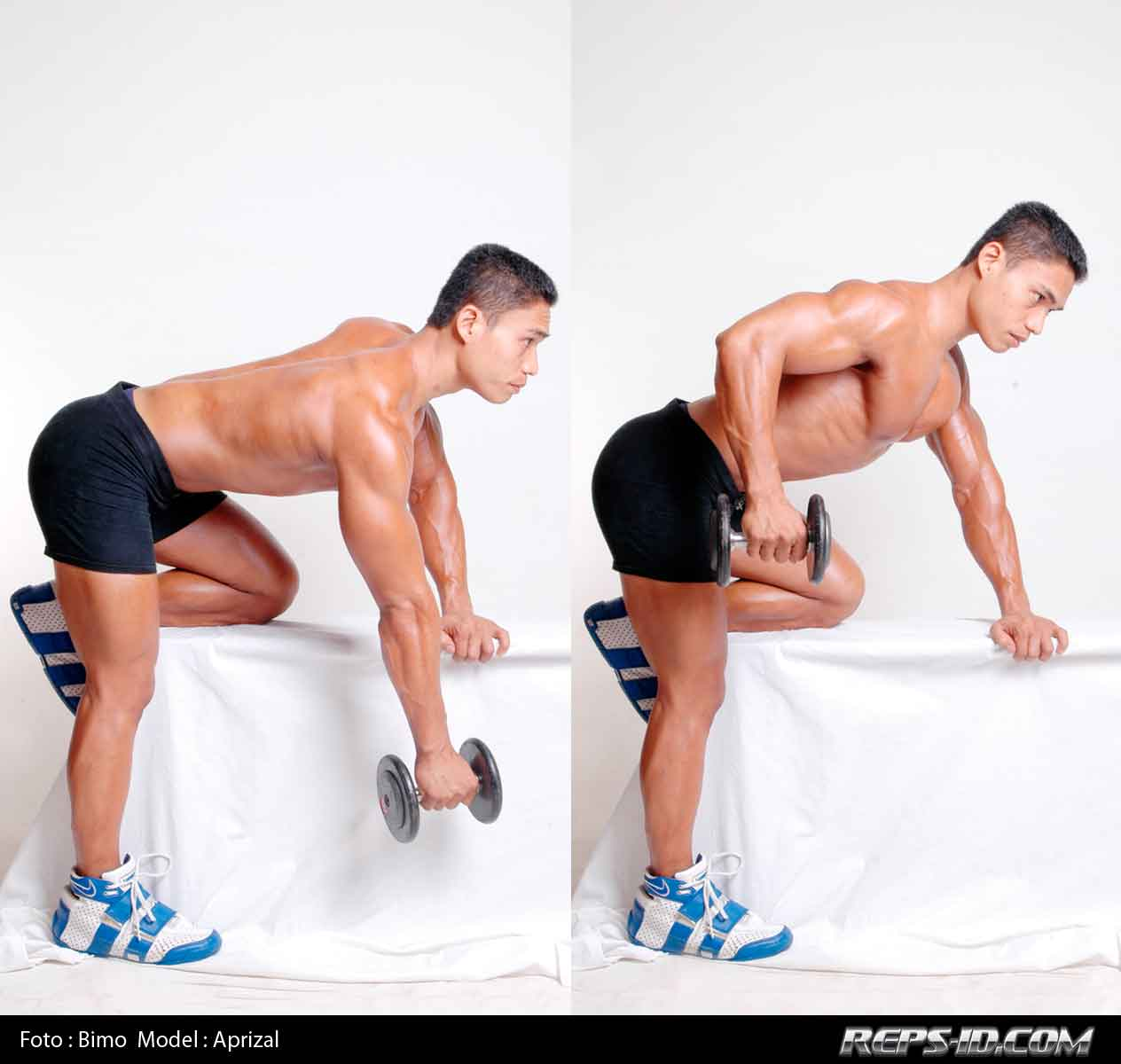 One-Arm-Dumbell-Row