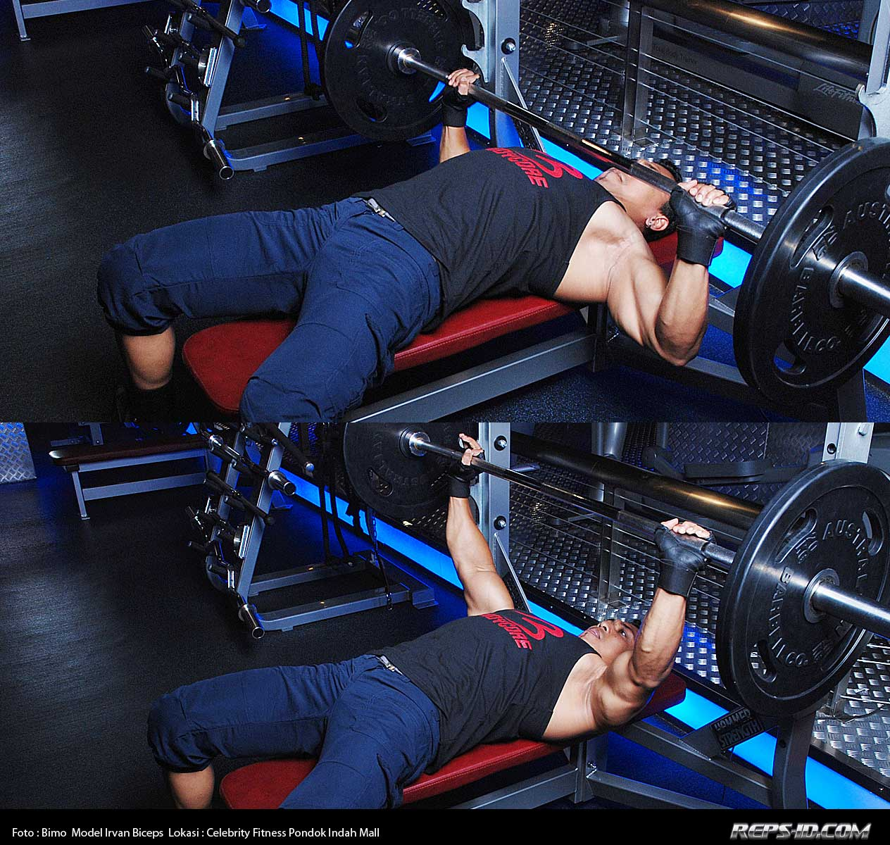 chestbench-press
