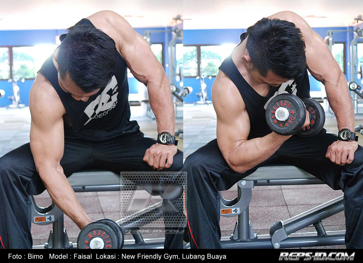 bicep-contraction