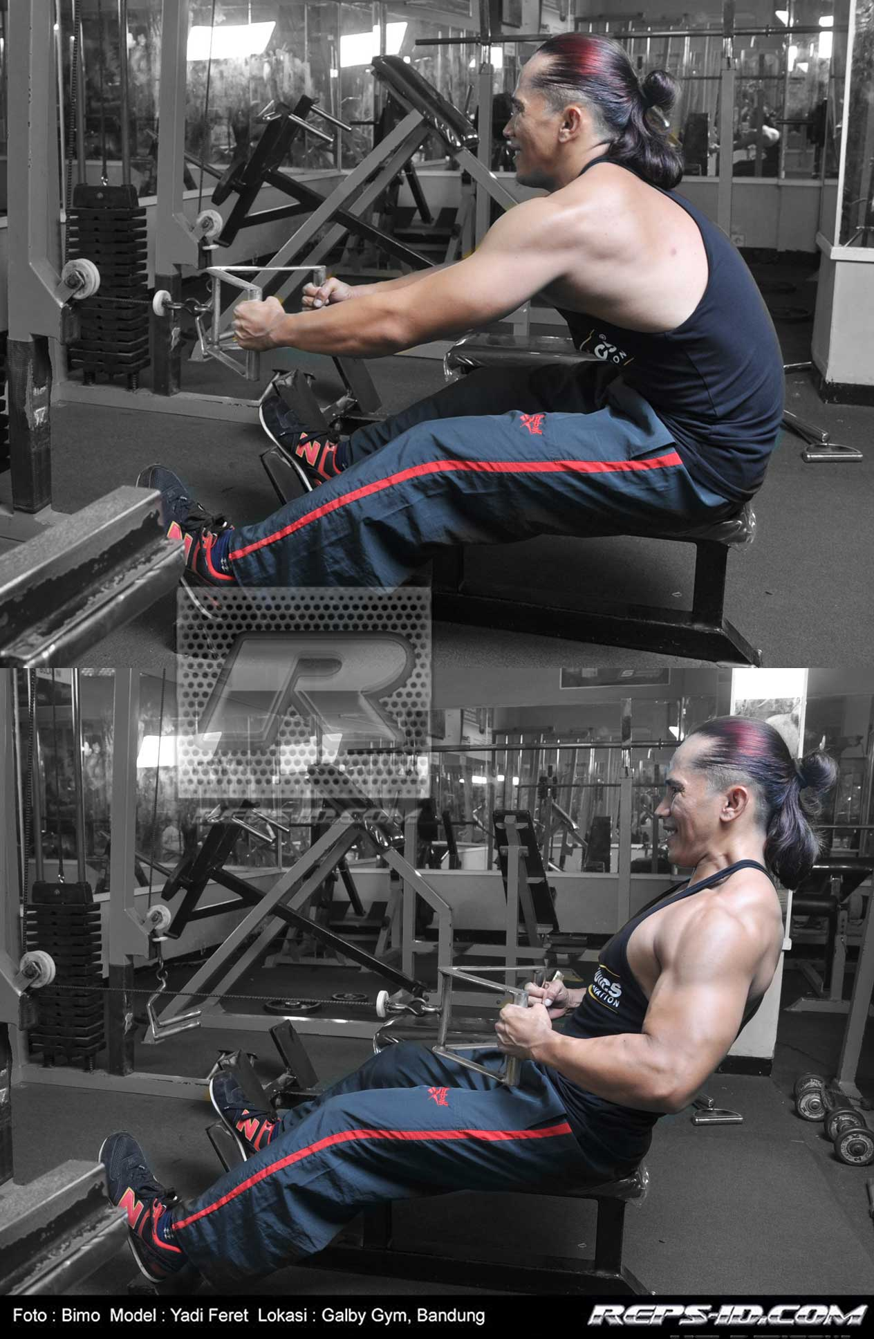 CABLE-ROWS