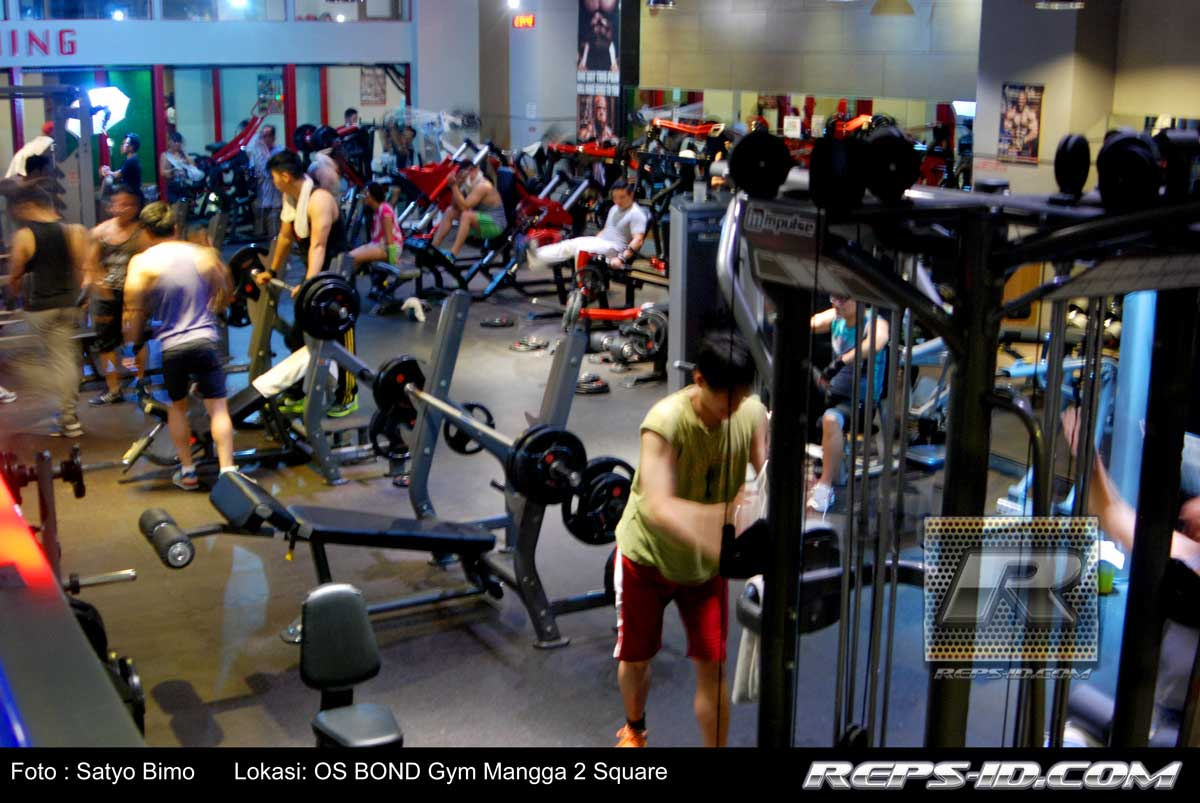 Osbond Gym Reps Indonesia Fitness Amp Healthy Lifestyle