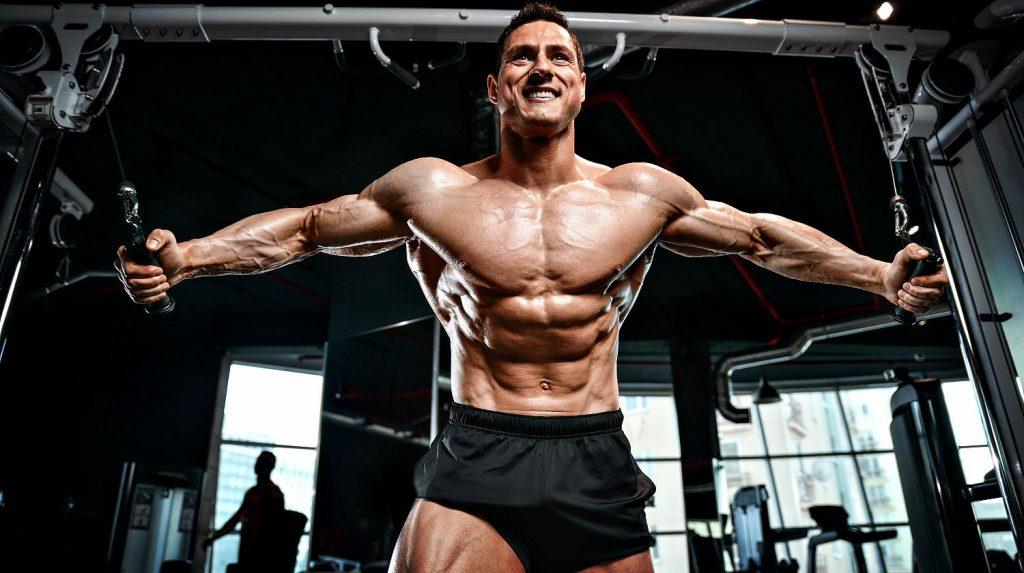 Membangun Otot Dengan Teknik Circuit Training