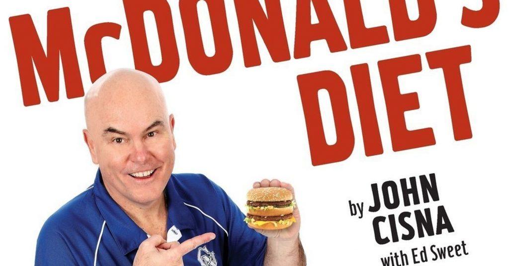 Diet McDonald Buat Pria Ini Berhasil Langsing
