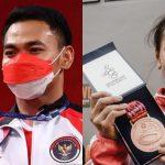 Tim Atlet Angkat Besi Indonesia Bawa Pulang 2 Medali di Olimpiade Tokyo 2020