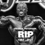 George Peterson Tutup Usia Saat Akan Tampil di Mr. Olympia
